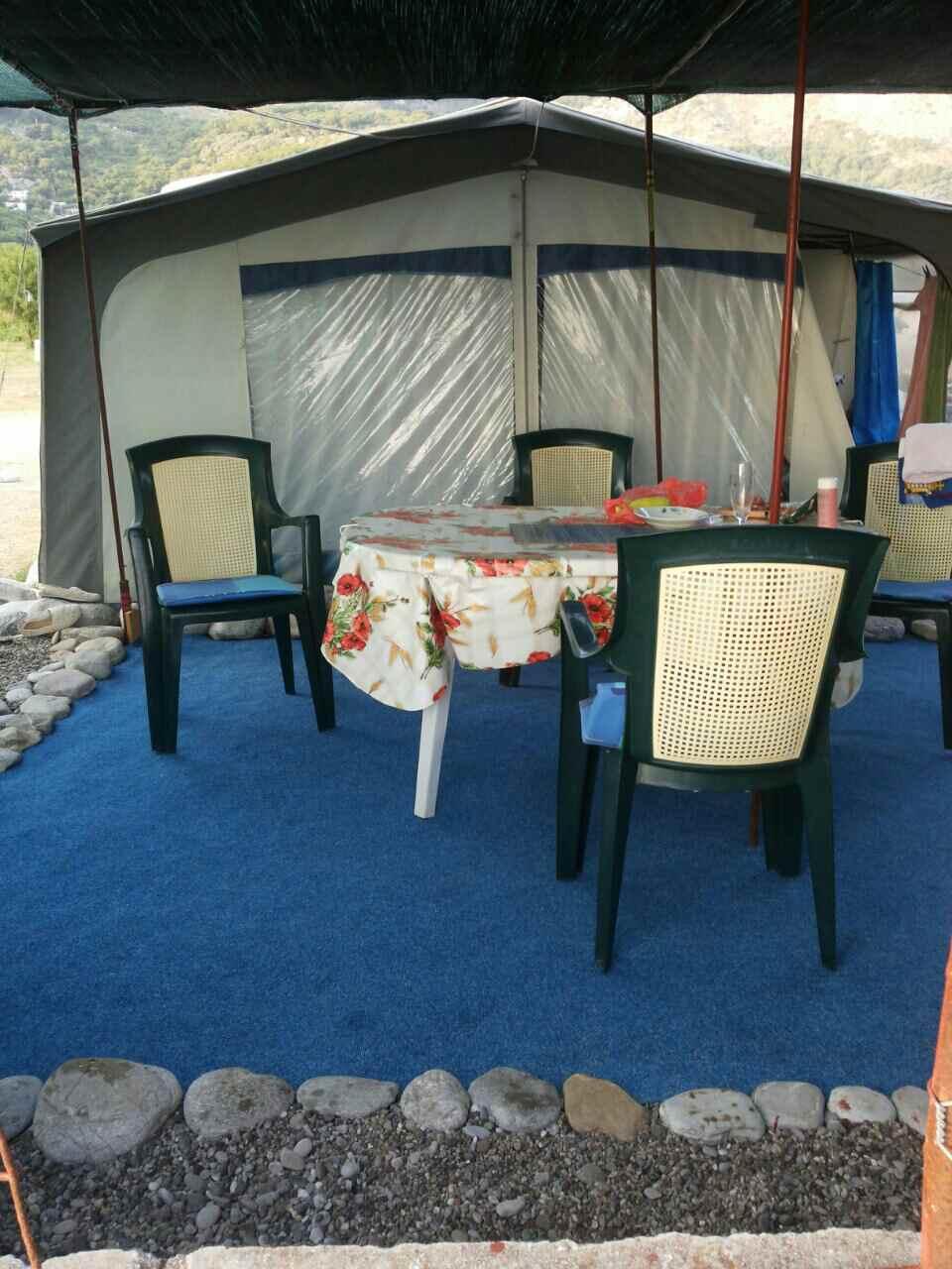 Letovanje - Crna Gora - Izdavanje kamp prikolice u Buljarici